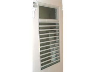 Ventana Seguridad Old SJ 24x54 Lama 3, MG Inter / Space Designs Puerto Rico