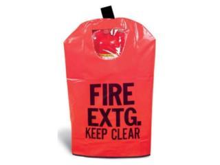 Cover con Ventanilla para Extintor (Variedad), CEL Fire Extinguishers & More Puerto Rico