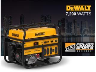 ¡DEWALT - MOTOR HONDA! 7200W, POWER SPORT WAREHOUSE Puerto Rico