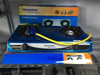 Estufa de Emergencia Homestar - 2 Ornillas , Morland of P.R., Inc. Puerto Rico