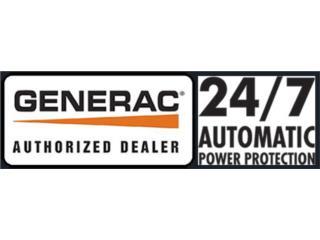 Generadores Portatiles Inverter Generac, Ricardo Benitez Air Cond. Puerto Rico