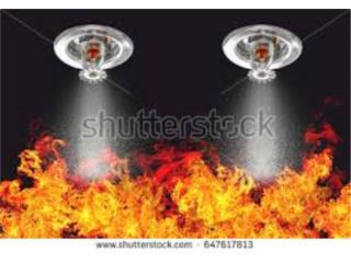 SPRINKLERS PARA EDIFICIOS (Instalación/Mant), CEL Fire Extinguishers & More Puerto Rico