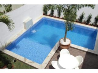 Professional pool designers puerto rico for Piscinas para espacios reducidos