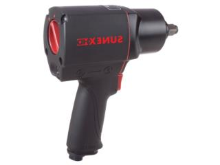 Pistola de Impacto  1/2 drive SUNEX, Vulcan Tools Caibbean Inc. Puerto Rico