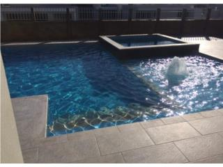Diseños exclusivos sun Deck 15'x20', GO POOL & SPA Puerto Rico