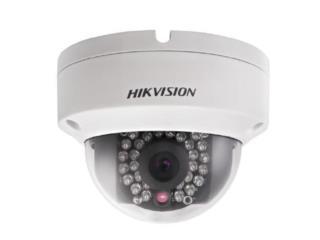 Cámaras Hikvision IP 3MP 4 años de garantía, Alarm Experts Puerto Rico
