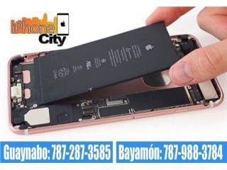 Baterias iPhone y Samsung al mejor precio, iPhone City Puerto Rico