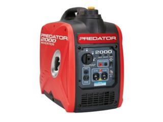 Predator 2000 Watt Inverter Generator, World Roofing Systems  Puerto Rico