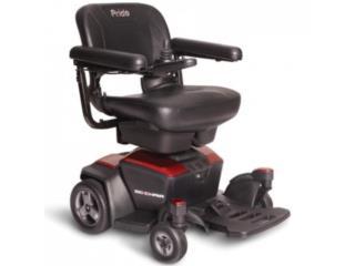 Pride Go Chair silla de ruedas DESMONTABLE, Equipos Pro-Impedidos Inc. Puerto Rico