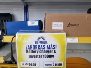 PORTA-POWER/AMPEAK PORTA POWER 1000WATTS, La Familia Casa de Empeño y Joyería-Bayamón 2 Puerto Rico
