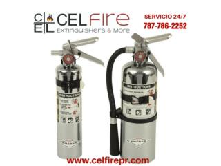 EXTINTORES AMEREX CHROME, CEL Fire Extinguishers & More Puerto Rico
