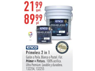 ENCO PRIMELESS 2 IN 1, Ferreteria Ace Berrios Puerto Rico