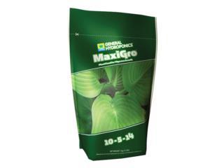 MaxiGro 10 - 5 - 14, HYDRO WAREHOUSE PR  Puerto Rico