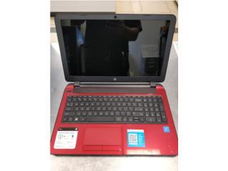 Laptop HP 15, La Familia Casa de Empeño y Joyería-Arecibo Puerto Rico