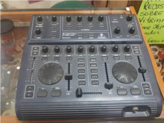 CONSOLA BEHRINGER BCD 2000, CASINUEVOPR.NET Y CASINUEVO