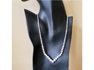 Elegante Collar de Diamantes en Oro 14kt, Cashex Puerto Rico