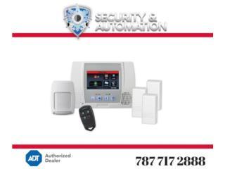 Alarma con Monitoreo  , Security & Automation  Puerto Rico