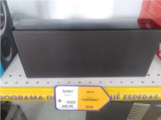 Sony SRS-X7 Speaker , La Familia Casa de Empeño y Joyería-Bayamón 2 Puerto Rico