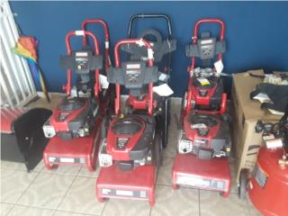 lote de 6 maquinas de lavar a precion crasfma, ANROD NATIONAL EXPORT INC. Puerto Rico
