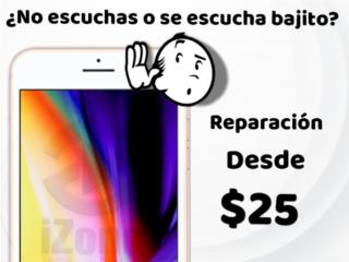 NO ESCUCHAS POR TU IPHONE Y NO TE ESCUCHAN?, iZone Technology San Juan Puerto Rico