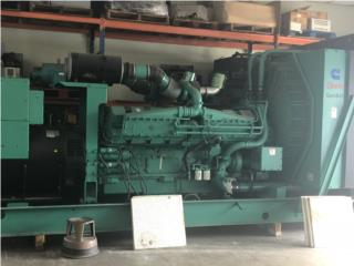 Generador Cummins 1250 Kw Trifasico, PowerGens & Equipments Puerto Rico