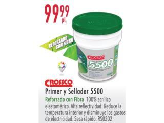 CROSSCO PRIMER Y SELLADOR 5500, Ferreteria Ace Berrios Puerto Rico