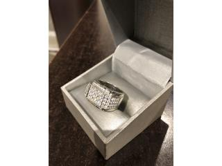 Full Diamond Ring, ORO CENTRO XPRESS  Puerto Rico