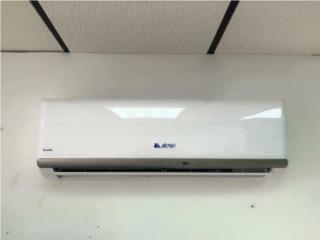Airmax 12,000 blanca Seer 18 desde $550.00 , Speedy Air Conditioning Servic Puerto Rico