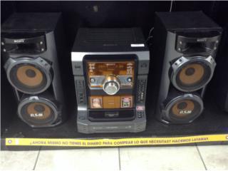 sistema de sonido Sony , La Familia Casa de Empeño y Joyería-Aguadilla Puerto Rico