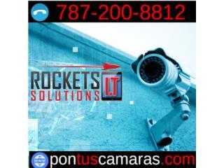 www.pontuscamaras.com , Rockets I.T Solutions Puerto Rico
