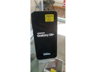 SAMSUNG GALAXY S8 PLUS (DESBLOQUEADO) 64GB, EL VAGON DE LOS CELULARES  Puerto Rico