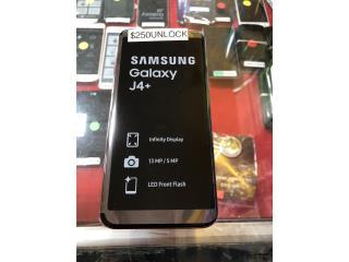 Samsung J-4 plus, Prepaid Mobile Puerto Rico