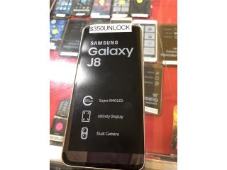 Samsung J-8 newww, Prepaid Mobile Puerto Rico