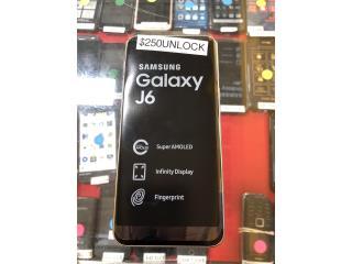 Samsung J-6 newwww, Prepaid Mobile Puerto Rico