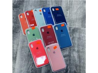 Apple Silicone Case para iPhone X/XS/XR y MAX, Cellular City Caguas Puerto Rico