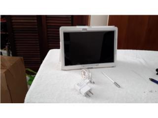 Samsung Galaxy Note 10.1 ram 3/16g tablet, DELTA TV Puerto Rico