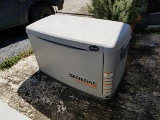 GENERADORES GENERAC DE GAS USADOS, CF GENERATOR SALE & SUPPLY CORP. Puerto Rico
