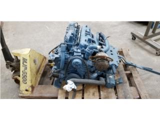 Motor Kubota para Bobcat 751, CONSIGNACIONES CMA Puerto Rico