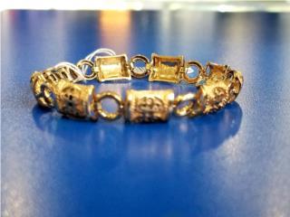 Gold Bracelet: 11.7D 18K, La Familia Casa de Empeño y Joyería-Mayagüez 1 Puerto Rico