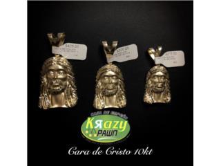 Caras de Cristo 10kt , Krazy Pawn Corp Puerto Rico