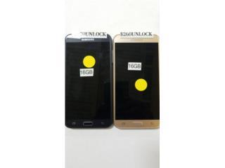Samsung J-7, Prepaid Mobile Puerto Rico