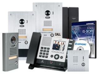 Aiphone IS Puerto Rico Flex Intercom IP , ACS PUERTO RICO Puerto Rico