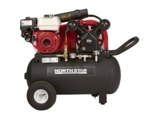 Air Compressor -Honda 163cc OHV Engine,20-Gal, ECONO TOOLS Puerto Rico