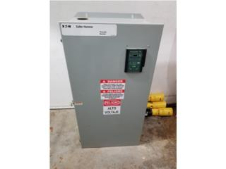 Cutler Hammer Automatio 3ph 400 amps 120v-480, CONSIGNACIONES CMA Puerto Rico