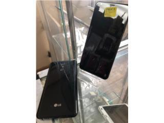 LG K30 (T-MOBILE ) 32GB, EL VAGON DE LOS CELULARES  Puerto Rico