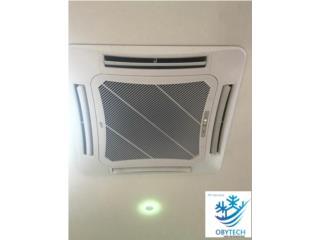 AirCon Cassette Unit , HVAC Refrigeration  Puerto Rico