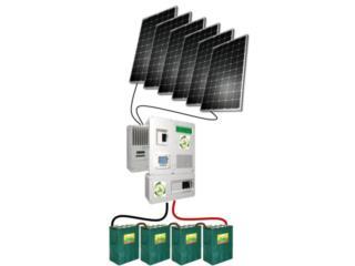 Sistema de Energia Solar Montalo!!! Baja Luz, 24/7 Planta Solar Puerto Rico