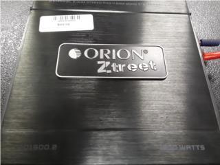 ORION CAR AMP 1500 , La Familia Casa de Empeño y Joyería-Arecibo Puerto Rico