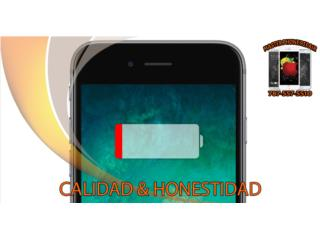 BATERIAS-IPHONE-SAMSUNG-LG-HTC, MASTER PHONE REPAIR.LLC Puerto Rico