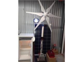 Cree su sistema Energia Renovable-ECONOMICO-, Tropical Energy Puerto Rico
